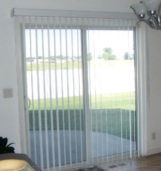 Kitchen Vertical Blinds: 3 Types Of Blinds That Will Complement Your French Doors